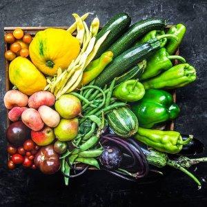 5km内送货上门维州 Radius of Prahran Market 蔬菜水果免费送
