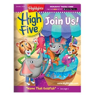 $1For 1st Magazine Issue @ Highlights