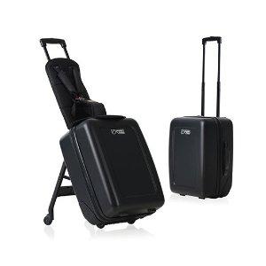 $79.99+无税 行李、宝宝一起拉Mountain Buggy Bagrider 宝宝座椅行李箱