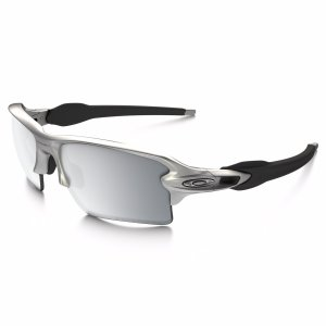 Oakley Mens Oo9188 31 Flak 2 0 Xl Polarized Capsule Silver Dealmoon