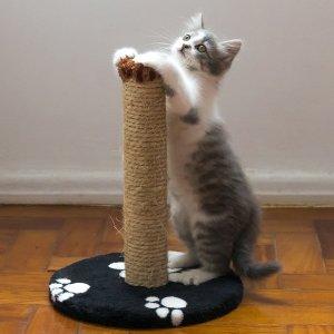 低至6折 + 满$85享额外8折Petco 精选猫爬树热卖 让猫咪在家拥有游乐场