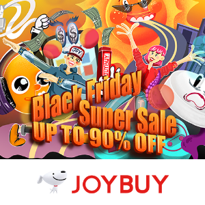 罗技 G Pro 顶级游戏鼠 $104.99即将截止:Joybuy 黑色星期五限时促销 全站商品满$100减$15