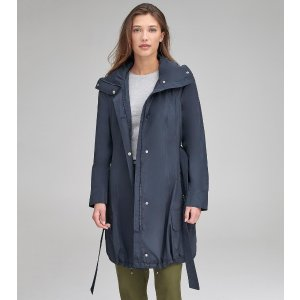Andrew MarcNAVARRE BELTED TRENCH