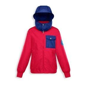 MonclerMoncler - Little Boy's & Boy's Erne Hooded Jacket