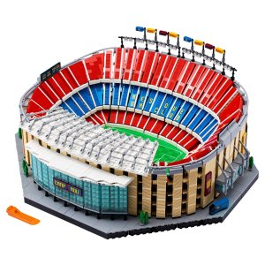Lego已发售诺坎普 巴萨罗那主场 10284| 创意专家系列