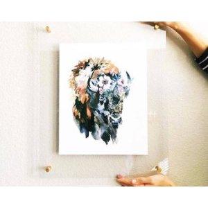 16x20 Acrylic Frame