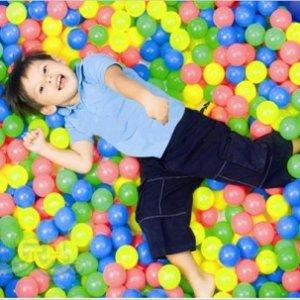 低至2折  低至$1白菜价:Walmart 沃尔玛玩具大清仓 $15收儿童彩色波波球套装