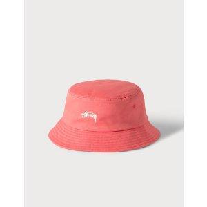 Stussylogo渔夫帽