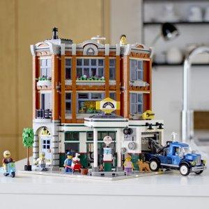 $199.99 + Free GiftsCorner Garage 10264 @ LEGO Brand Retail
