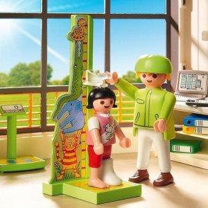 满$50享7.5折Playmobil 儿童医院系列热卖  可触碰的模拟人生