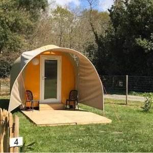 双人2晚,有效至2021.9.30吉伦特(Gironde)露营地