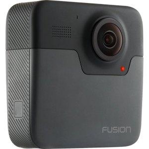$249.99 附赠电池+座充GoPro Fusion 360° 全景相机