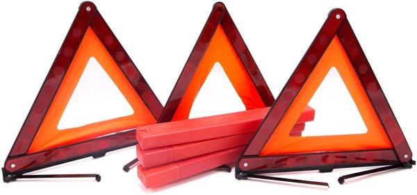 警示三角牌 3个装