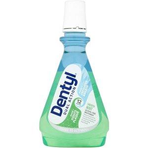 Dentyl舒缓薄荷口味漱口水