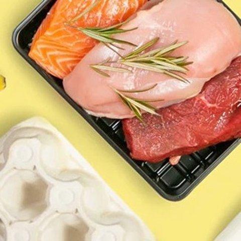 大米、乌冬、煎饺种类很多Monoprix 亚洲食品专区 特殊时期粮食囤起来