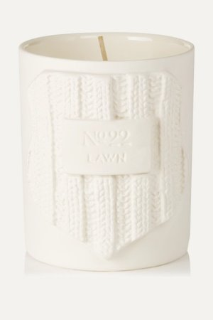 Lawn scented candle, 250g