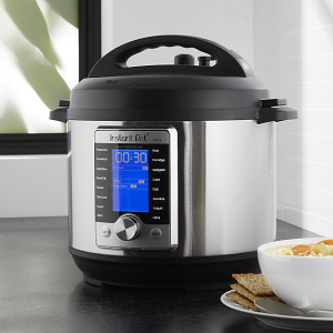 $99.99Instant Pot Ultra 8 Qt 10-in-1 Multi-Use Programmable Pressure Cooker