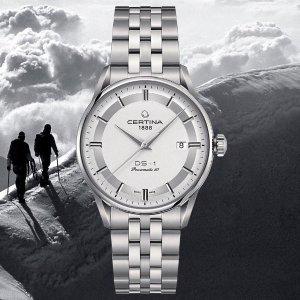 Lowest price Certina Men's DS 1 Powermatic 80 Watch C029-407-11-031-00