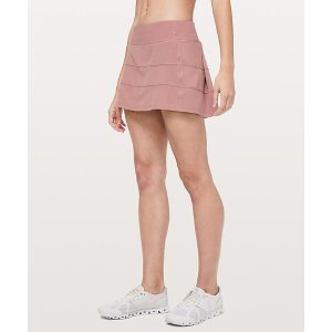 7361c094d LululemonPace Rival Skirt II (Regular) *4-Way Stretch | Women's Skirts &.  $49.00 $68.00. Lululemon Pace ...