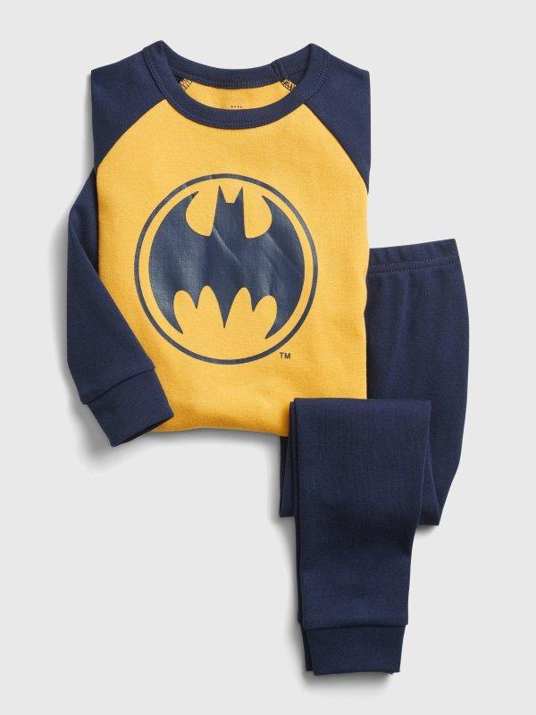 DC™ Batman 婴儿、小童睡衣套装