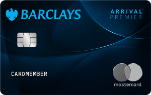 Earn unlimited 2X miles on every purchaseBarclays Arrival® Premier World Elite Mastercard®