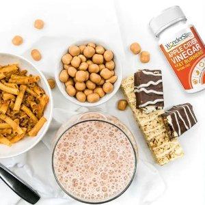 WonderSlim享8折+2倍积分Diet Direct 健康保健、营养美味、瘦身零食热卖