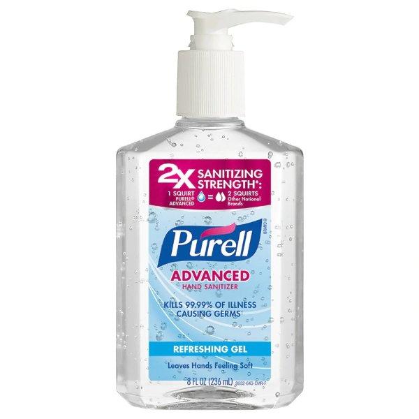 抗菌免洗洗手液 8oz