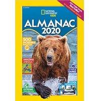 National Geographic Kids 国家地理儿童版 2020年历书