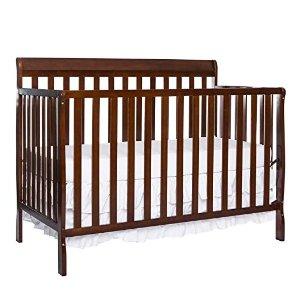 $99.99(原价$153.99)史低价:Dream On Me Alissa 五合一多功能婴儿/儿童床,3色可选