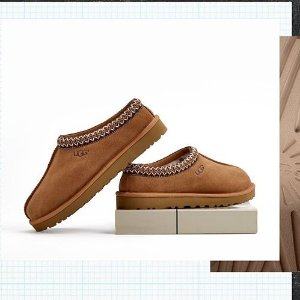 7折 UGG船鞋£63 小狗拖鞋£17Allsole 居家鞋系列黒五闪促 UGG船鞋也参加