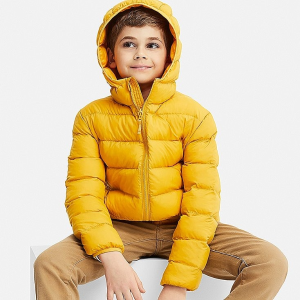 As low as $9.9Uniqlo Kids Light Warm Padded Vest and More Styles on Sale