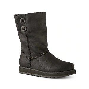 Skechers女士高筒靴