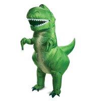 Disney Rex 充气恐龙造型成人服饰