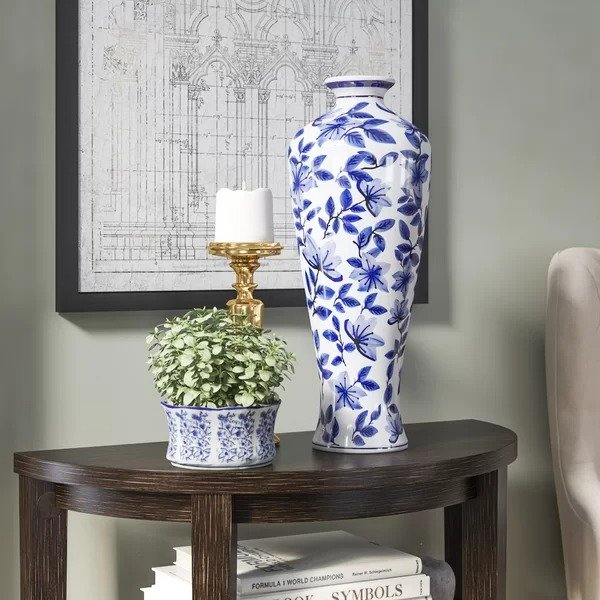 Charlton Home® 装饰花瓶