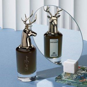 满£60送神秘礼品+10支香水礼盒逆天价:Penhaligon's 潘海利根大促 收兽首系列、牧羊少年等