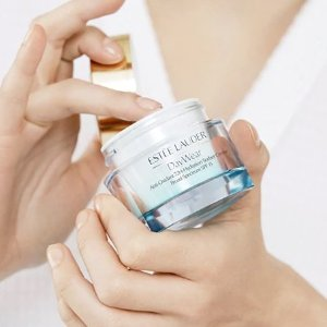 Choose 7-pc Free giftwith $45+ New Anti-Oxidant Sorbet Creme purchase @ Estee Lauder