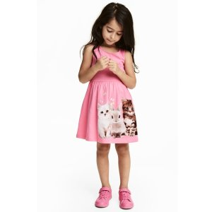 Up to 50% Off Summer LooksKids Items Sale @ H&M