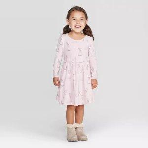 Disney女幼童连衣裙
