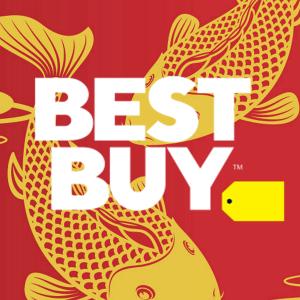 不锈钢空气炸锅$69.99鼠你省钱:Best Buy 中国新春小家电特惠 欢喜年夜饭就用它