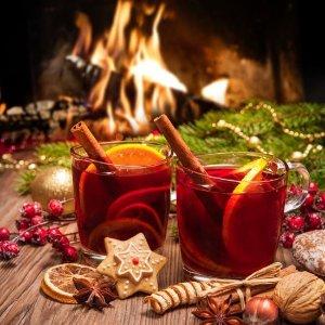 把圣诞味道装进杯子异国文化:德国圣诞季必喝美酒大盘点 内附自制方式 好喝暖身