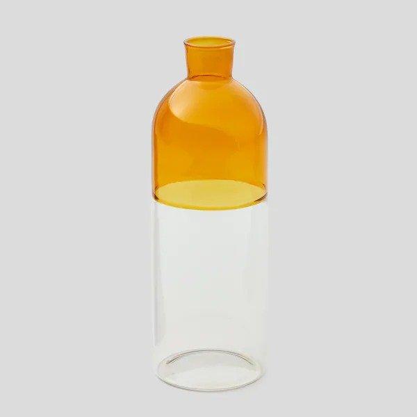 拼色透明水瓶