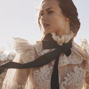 全场7.8折,收宫廷风复古美裙 气质爆灯11.11大促:Zimmermann 澳洲本土神仙牌,可以出街的高定