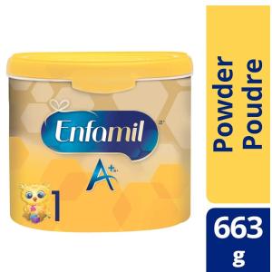 $25.62(原价$32.97)Enfamil A+ 美赞臣1段婴儿配方奶粉 663克