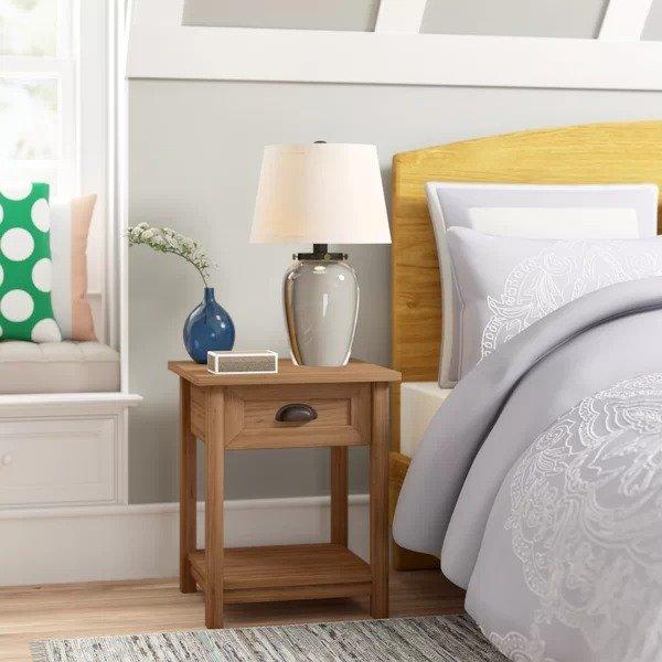 Beachcrest Home™ 床头柜