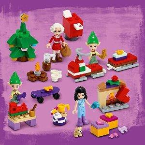 Lego2020圣诞倒计时日历 朋友系列