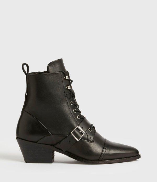 Katy 皮靴