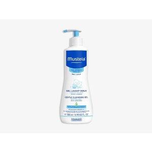 Mustela温和洗发沐浴露