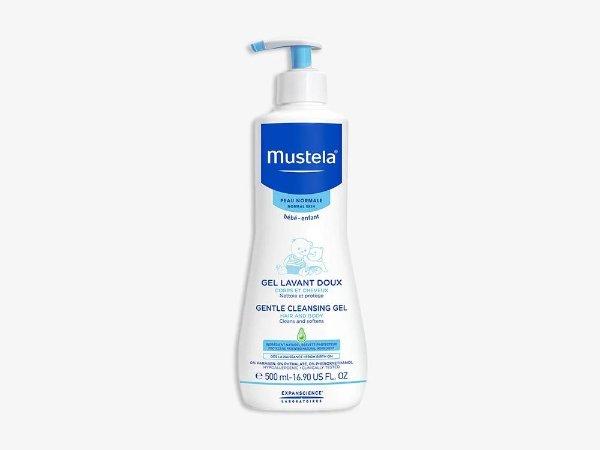 温和洗发沐浴露