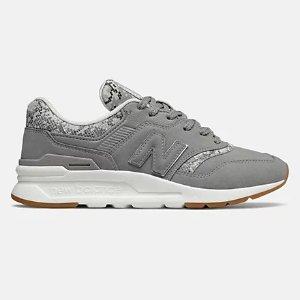 New Balance仅剩41.5码997H 灰色运动鞋