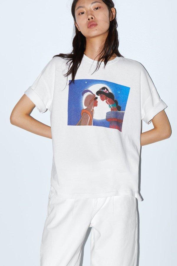 阿拉丁T恤